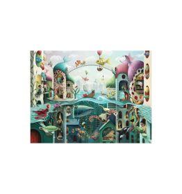 Puzzle 2000 Pezzi Ravensburger Se i Pesci Potessero Camminare | Puzzle Fantasy
