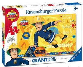 Tutti amano Sam (Puzzle 24 pezzi Ravensburger)