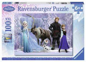 Frozen Princess (Puzzle 100 pezzi XXL Ravensburger)