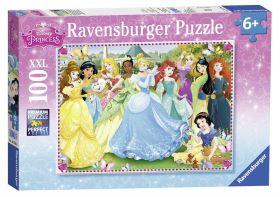 Principesse (Puzzle 100 pezzi XXL Ravensburger)