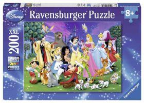 I miei Preferiti Disney (Puzzle 200 pezzi XXL Ravensburger)