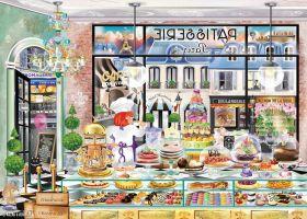 Puzzle 1000 Pezzi Ravensburger Bonjour Paris | Puzzle Fantasy