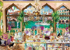 Puzzle 1000 Pezzi Ravensburger Venice la Dolce Vita   Puzzle Fantasy