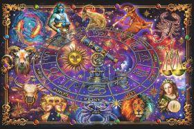 Puzzle 1000 Pezzi Ravensburger Zodiac | Puzzle Fantasy