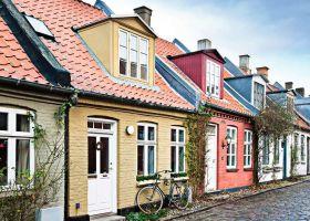 Puzzle 1000 Pezzi Ravensburger Aarthus Danimarca| Puzzle Città