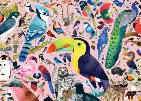 Puzzle 1000 Pezzi Ravensburger Uccelli Incredibili | Puzzle Animali