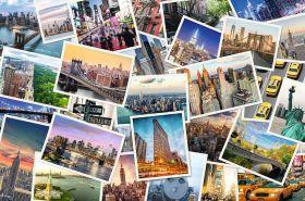 Puzzle 5000 Pezzi Ravensburger New York la Città che Non Dorme Mai| Puzzle Composizione