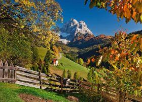 Puzzle 1000 Pezzi Ravensburger Monte Pelmo | Puzzle Paesaggi