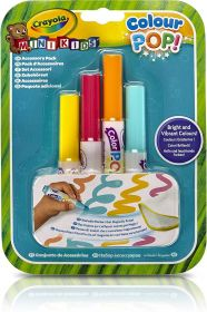 Ricarica Tappetone Colora e Ricolora Crayola Mini Kids
