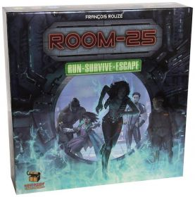 Room 25 Gioco Base da Tavolo