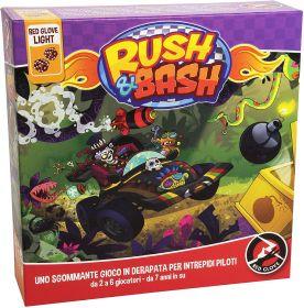Rush & Bash Gioco da Tavolo Red Glove