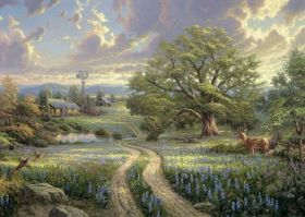 Country Living (Puzzle 1000 pezzi Schmidt)