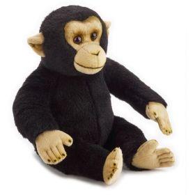 Scimpanzè 20 cm National Geographics (Peluche Venturelli)