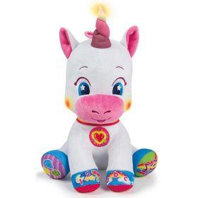 Scintilla l'Unicorno Canta e Brilla CLEMENTONI BABY su ARSLUDICA.com