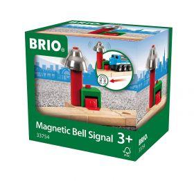 Segnale Magnetico con Campana 33754 (BRIO Travel)