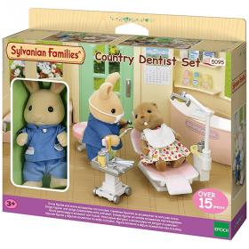 Set Dentista con Coniglio 5095 (Sylvanian Families)