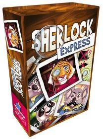 Sherlock Express DV Giochi   Gioco da Tavolo