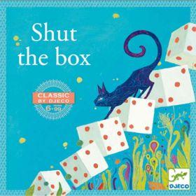 SHUT THE BOX   Gioco da Tavolo Djeco