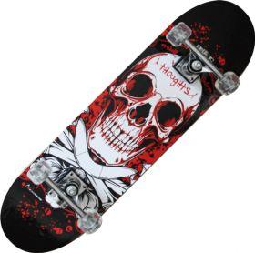 SKATEBOARD Tribe PRO Bloody Skull | Nextreme