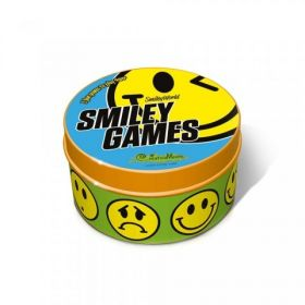 Smiley Games Five Games to Play Forever Gioco da Tavolo