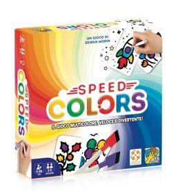 Speed Colors Gioco da Tavolo Dv Giochi