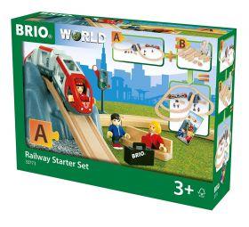 Starter Set Ferrovia 33773 (BRIO Travel)