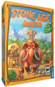 Stone Age Junior Giochi Uniti   Gioco da Tavolo