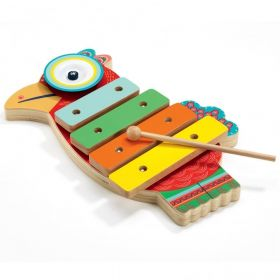 Strumento Musicale Cymbal & Xylophone DJECO su ARSLUDICA.com