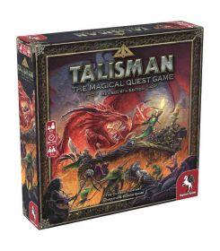 Talisman Quarta Edizione Gioco Base da Tavolo Giochi Uniti