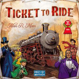 Ticket to Ride Gioco da Tavolo