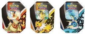Pokémon V Evoluzioni di Eevee Flareon-V | Tin da Collezione