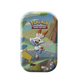 Pokémon Mini Tin Da Collezione Amici di Galar Scorbunny | Pokémon
