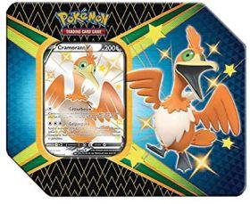 Pokémon Tin da Collezione Destino Splendente Clamorant-V | Pokémon-V