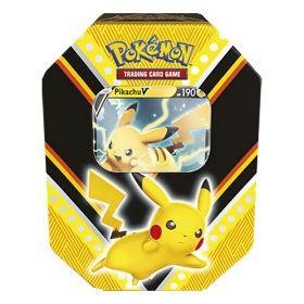 Pokémon Tin da Collezione V Powers Pikachu V | Pokémon