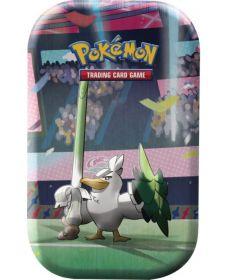 Pokémon Mini Tin da Collezione Prodigi di Galar Sirfetch'd | Pokémon