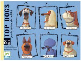 Top Dogs | Gioco di Carte Djeco