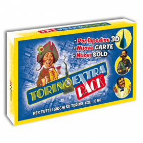 Torino XXL Extra Pack Gioco da Tavolo