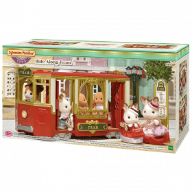 Town Tram (Sylvanian Families)