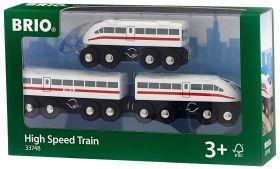 Treno ad Alta Velocità 33748 (BRIO Travel)