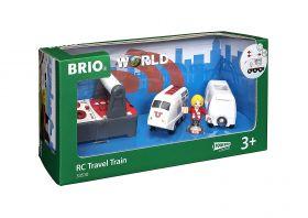 Treno Passeggeri Telecomandato 33510 (BRIO Travel)