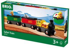 Treno Safari 33722 (BRIO Explore)