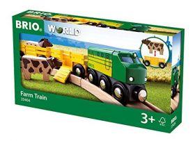 Treno della Fattoria 33404 (BRIO Countryside)