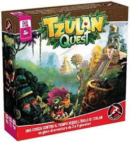Tzulan Quest Gioco da Tavolo Red Glove