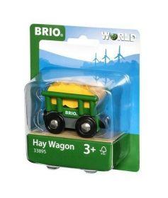 Vagone per il Fieno 33895 (BRIO Coutryside)