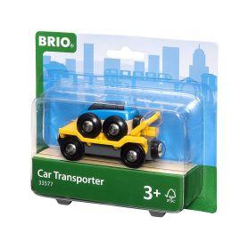 Vagone per Trasporto Auto 33577 (BRIO Lift and Load)