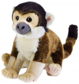Scimmia Scoiattolo 25 cm (Peluche National Geographic)