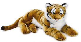 Tigre 65 cm (Peluche National Geographic)