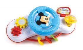 Volante da Passeggino Mickey Baby Clementoni su ARSLUDICA.com