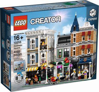 LEGO 10255 Assembly Square (LEGO Creator)