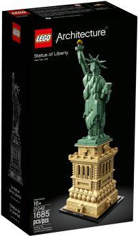 LEGO 21042 Statua della Libertà (LEGO Architecture)